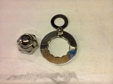 Rear hub lock ring kit ss complete